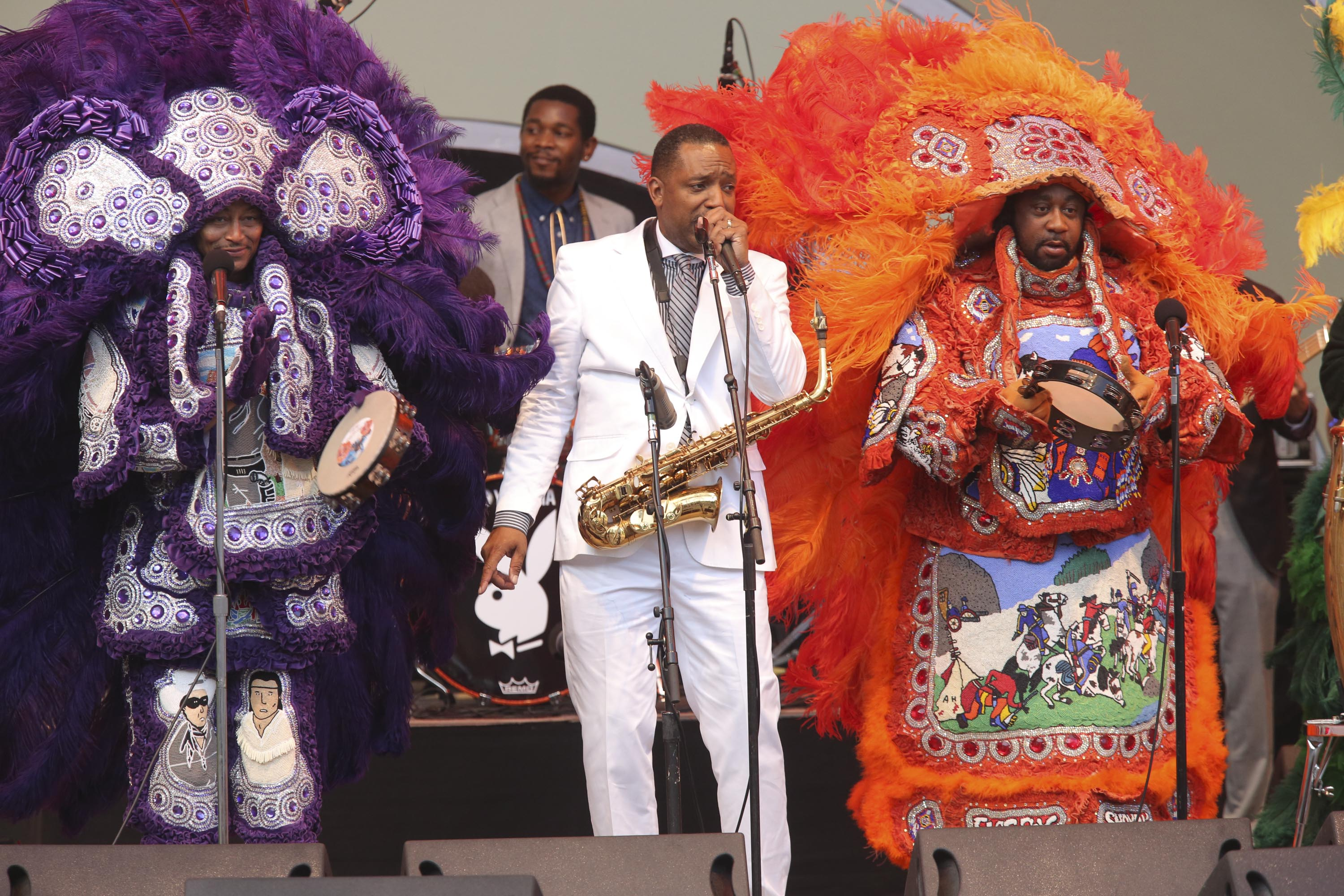 Photo 6 - Big Chief Donald Harrison